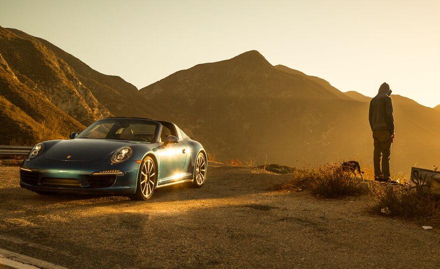 2014 Porsche 911 Targa 4S - Slide 20