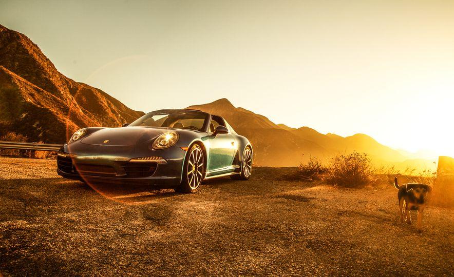 2014 Porsche 911 Targa 4S - Slide 21