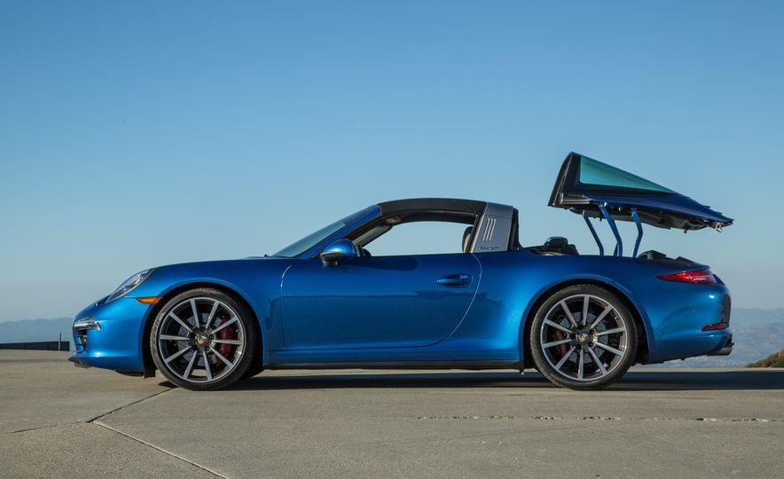 2014 Porsche 911 Targa 4S - Slide 35