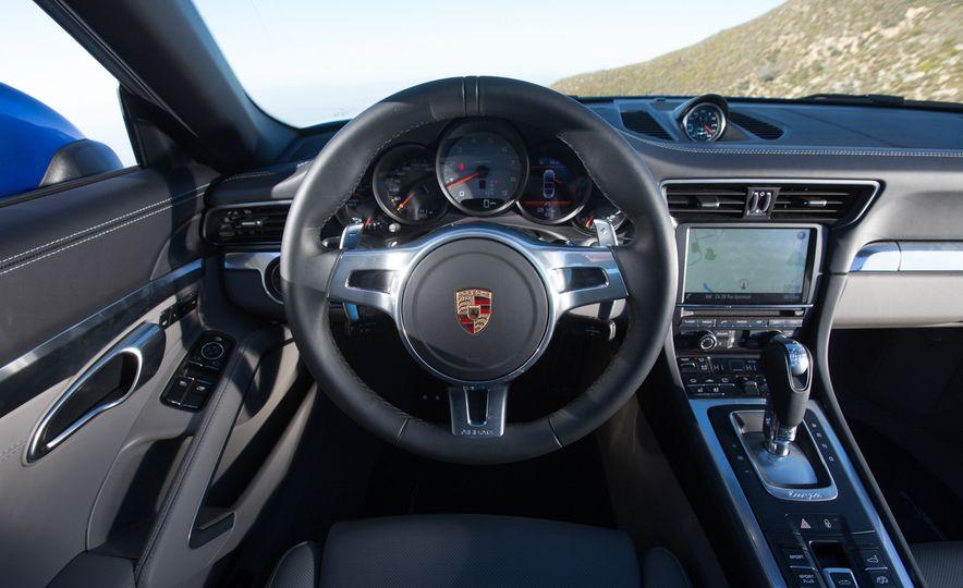 2014 Porsche 911 Targa 4S - Slide 53