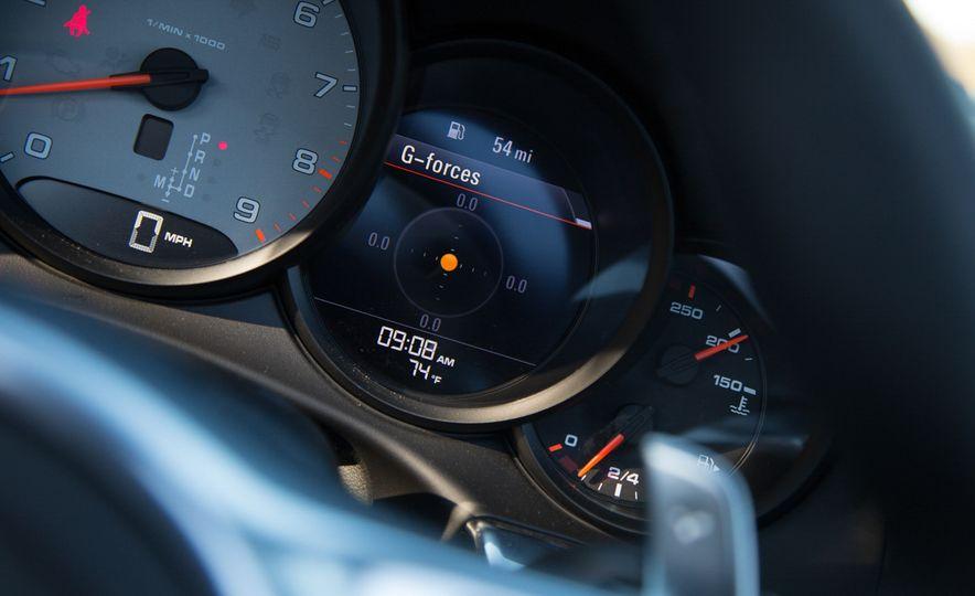 2014 Porsche 911 Targa 4S - Slide 56