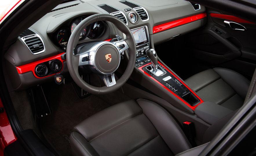 2015 Porsche Cayman GT4 (spy photo) - Slide 40