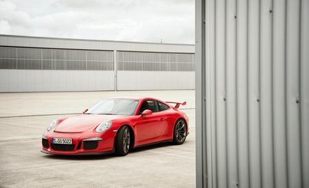 2016 911 GT3 RS Will Have a New Engine and, Possibly, Manual Gearbox Option
