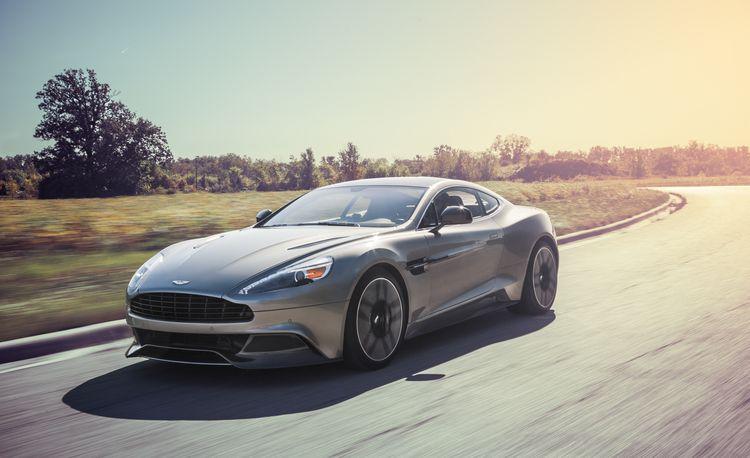 2015 Aston Martin Vanquish – Instrumented Test