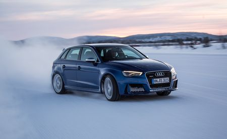 2015 Audi RS3 Sportback – First Drive Review