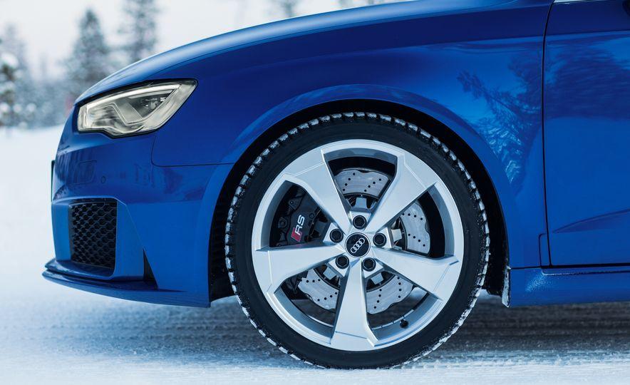 2015 Audi RS3 Sportback - Slide 12