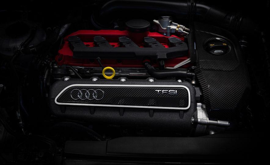 2015 Audi RS3 Sportback - Slide 17