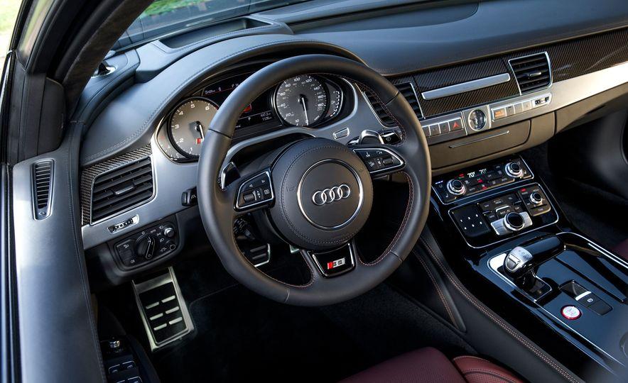 2015 Audi S8 - Slide 7