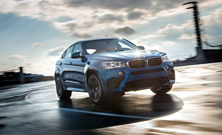 2015 BMW X6 M – First Drive Review