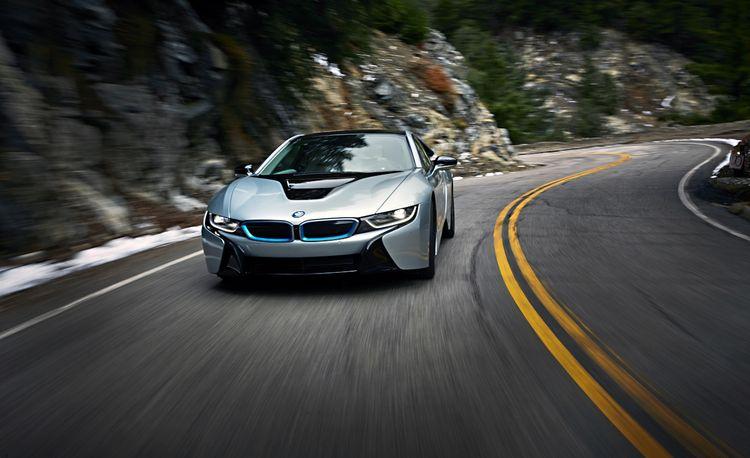 2015 BMW i8 vs. Angeles Crest Highway – Instrumented Test