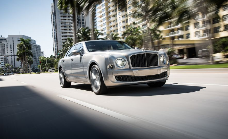 2015 Bentley Mulsanne Speed - Slide 1