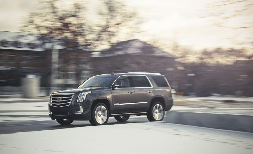 2015 Cadillac Escalade Premium - Slide 1