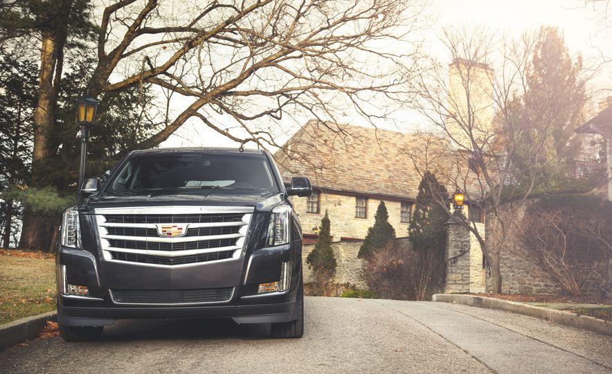 2015 Cadillac Escalade Premium - Slide 10