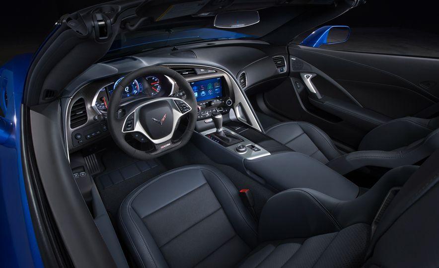 2015 Chevrolet Corvette Z06 convertible - Slide 8