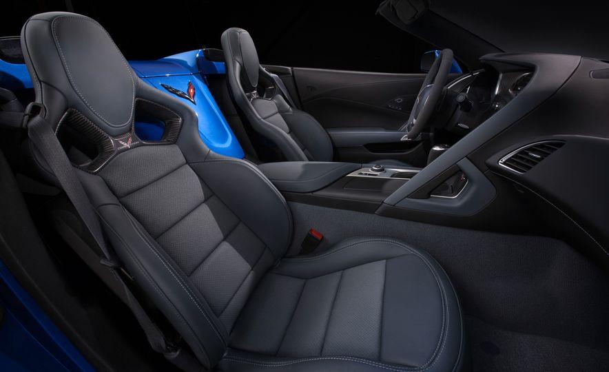 2015 Chevrolet Corvette Z06 convertible - Slide 9