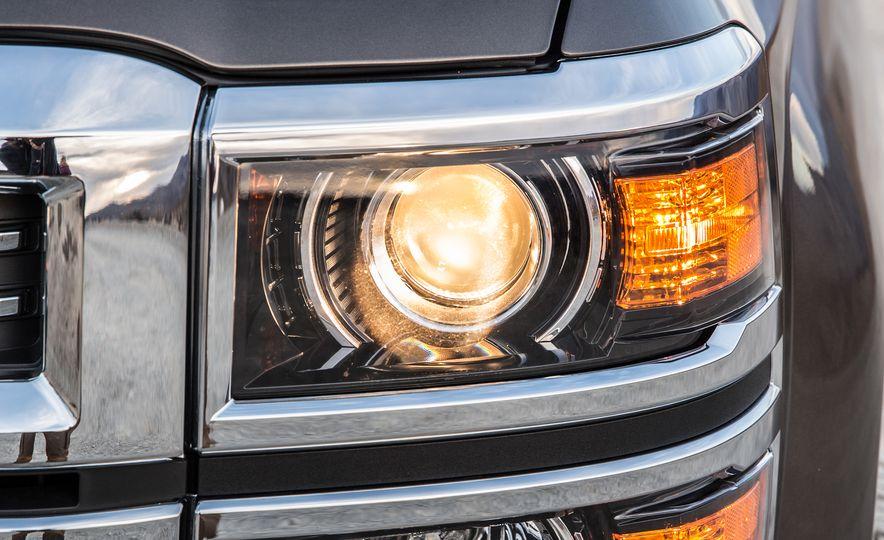 2015 Chevrolet Silverado 1500 LTZ Z71 Custom Sport Special Edition - Slide 15