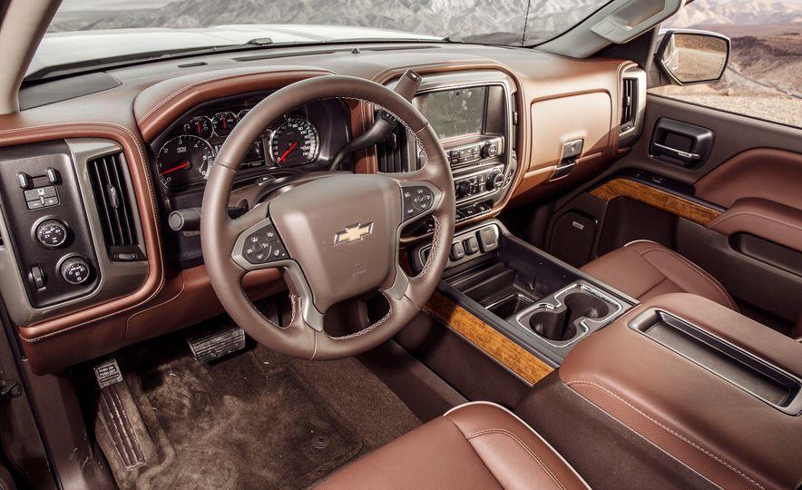 2015 Chevrolet Silverado 1500 LTZ Z71 Custom Sport Special Edition - Slide 20