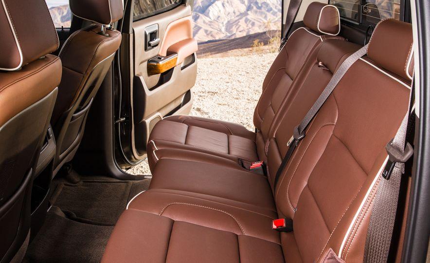 2015 Chevrolet Silverado 1500 LTZ Z71 Custom Sport Special Edition - Slide 22