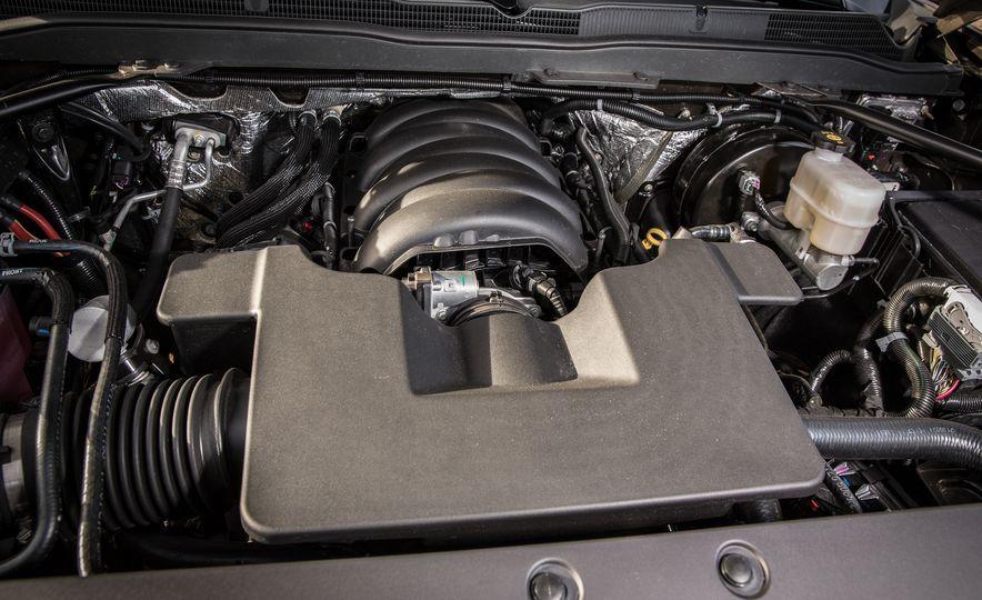 2015 Chevrolet Silverado 1500 LTZ Z71 Custom Sport Special Edition - Slide 26