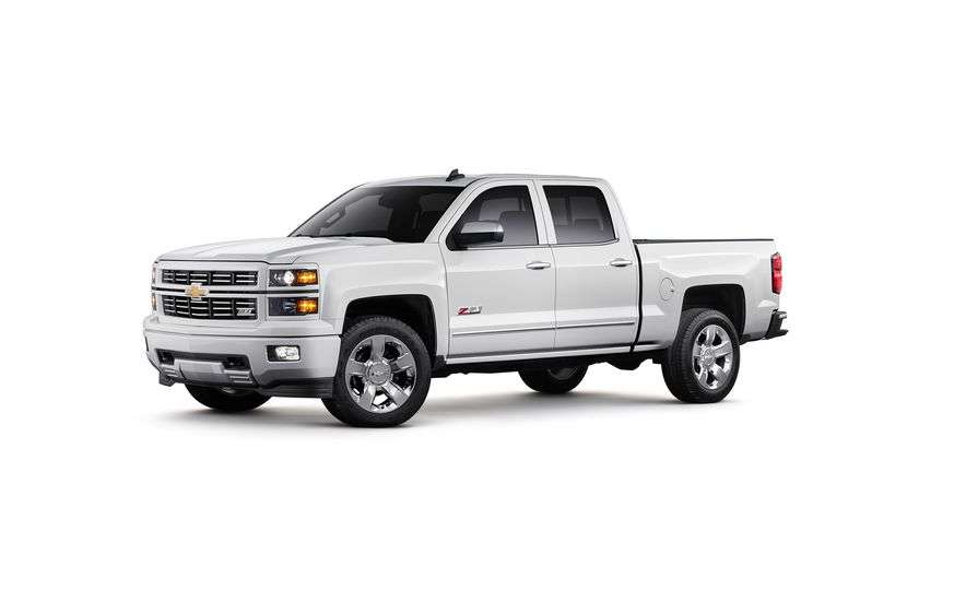 2015 chevy silverado custom sport package - Dodge Truck 2015 Custom