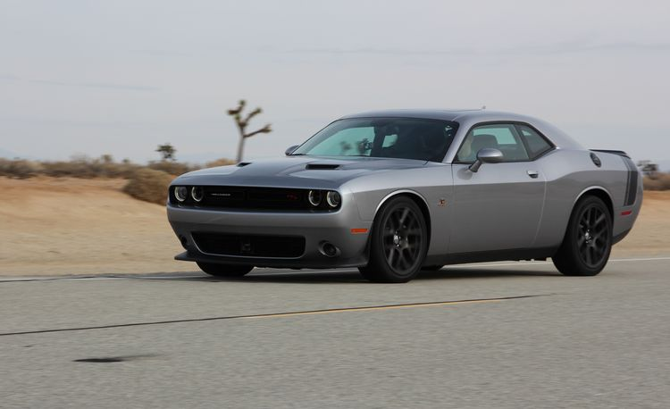 2015 Dodge Challenger R/T Scat Pack 6.4L Automatic – Instrumented Test