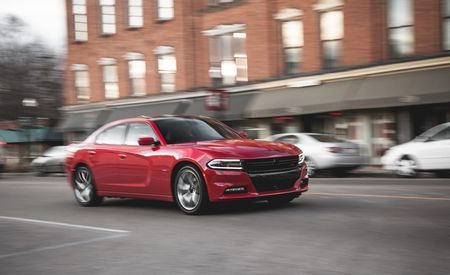 2015 Dodge Charger R/T – Instrumented Test