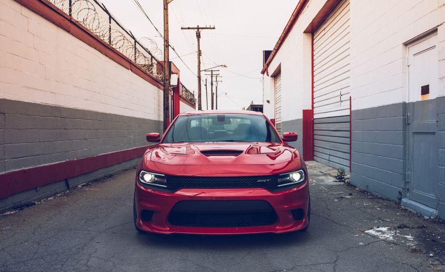 2015 Dodge Charger SRT Hellcat - Slide 12