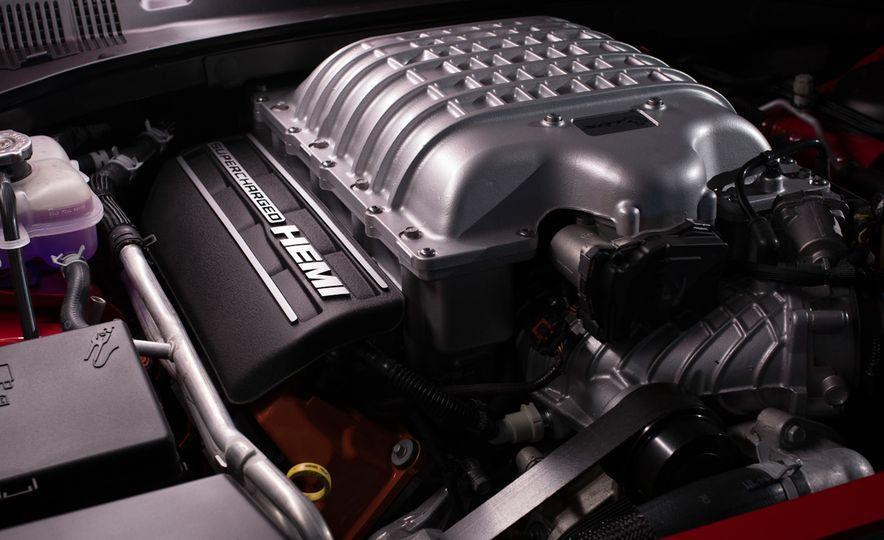 2015 Dodge Charger SRT Hellcat - Slide 20