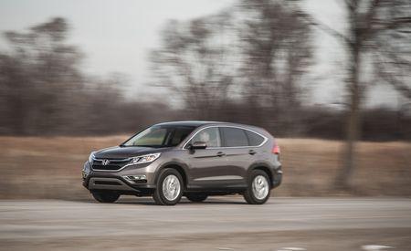 2015 Honda CR-V EX FWD – Instrumented Test