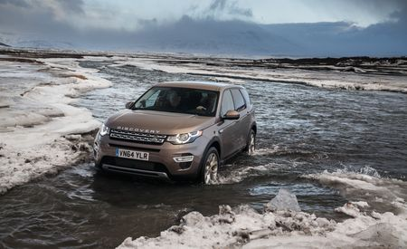 2015 Land Rover Discovery Sport – First Drive Review