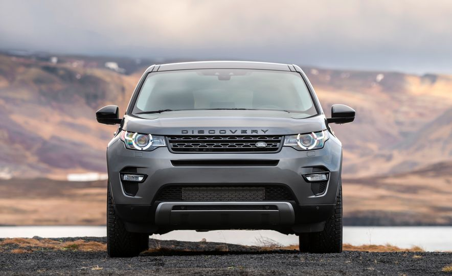 2015 Land Rover Discovery Sport - Slide 16
