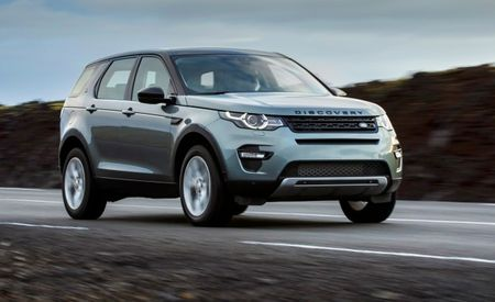 Discover How Much the Land Rover Discovery Sport Will Cost: U.S. Pricing Announced