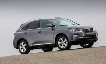 Come on Down: Lexus Discounting Driver-Assist Safety Options