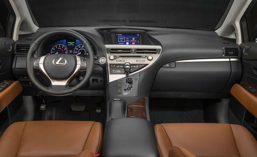 2016 Lexus RX (spy photo) - Slide 24