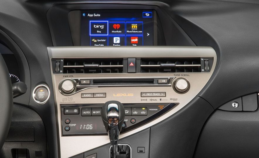 2016 Lexus RX (spy photo) - Slide 27