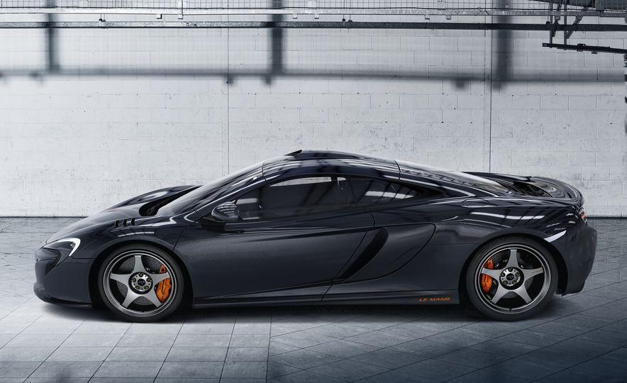 2015 McLaren 650S Le Mans Edition - Slide 1