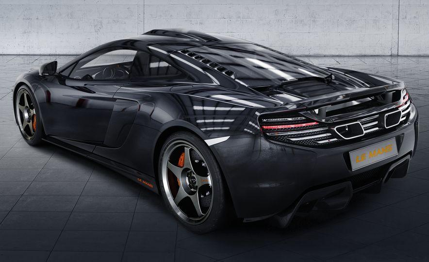 2015 McLaren 650S Le Mans Edition - Slide 2