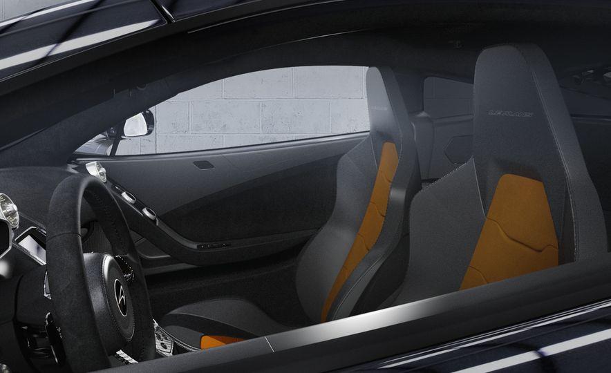 2015 McLaren 650S Le Mans Edition - Slide 3