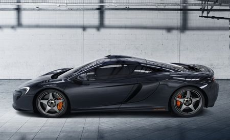 2015 McLaren 650S Le Mans Evokes Legendary F1 GTR, Right Down to the Snorkel