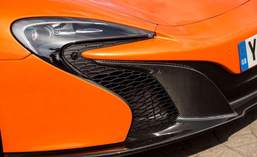 2015 McLaren 650S Le Mans Edition - Slide 8