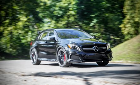 2015 Mercedes-Benz GLA45 AMG – Instrumented Test