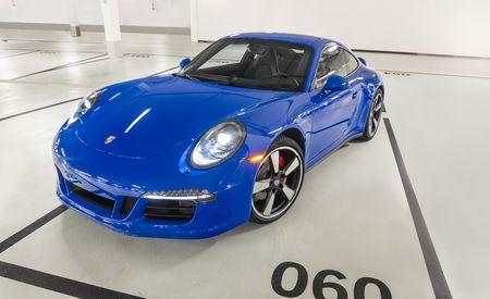 Porsche 911 GTS Club Coupe Is a 60th Anniversary Present to the Porsche Club of America