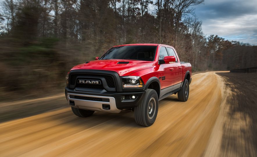 2015 Ram 1500 Rebel - Slide 5