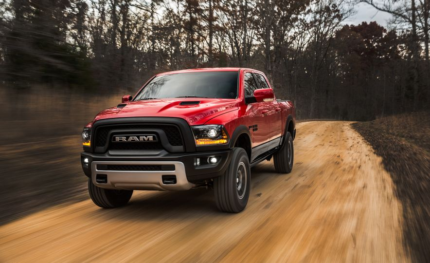2015 Ram 1500 Rebel - Slide 6