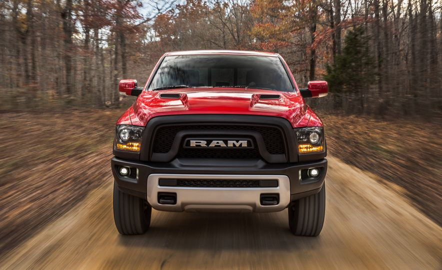 2015 Ram 1500 Rebel - Slide 9