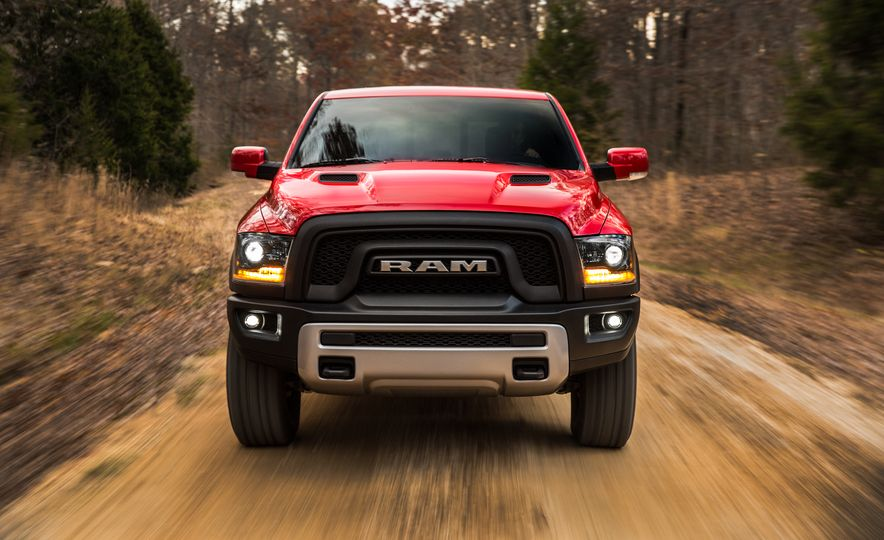 2015 Ram 1500 Rebel - Slide 10