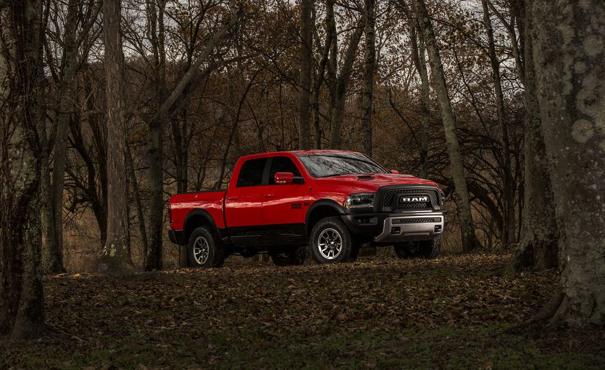 2015 Ram 1500 Rebel - Slide 12