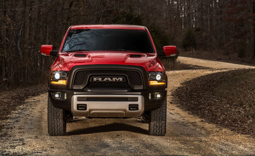 2015 Ram 1500 Rebel - Slide 16