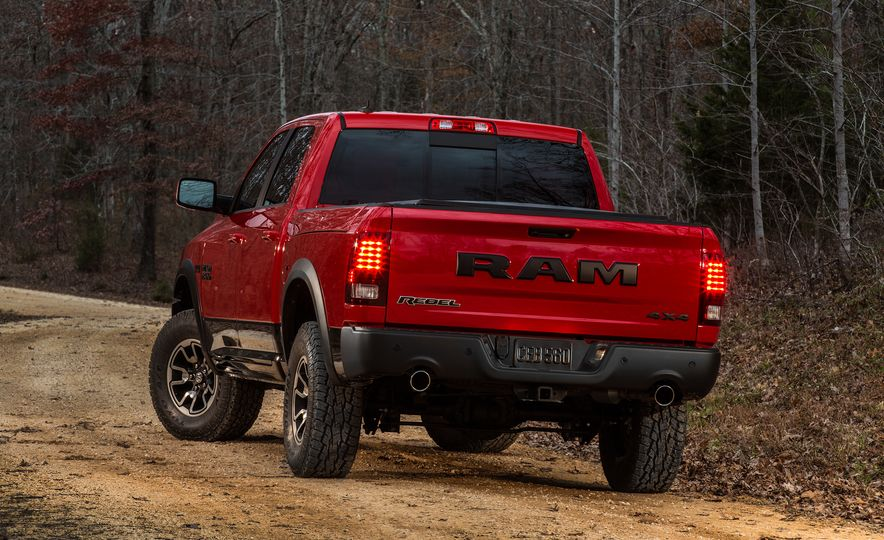 2015 Ram 1500 Rebel - Slide 20