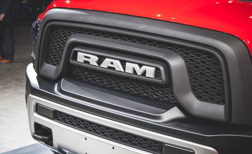 2015 Ram 1500 Rebel - Slide 4